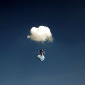 girl-on-a-cloud